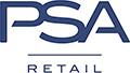 logo PSA Retail référence CFIE2S